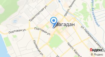 Магаданский областной Центр планирования семьи и репродукции на карте