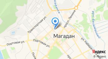 Металлист Культурно-СК Профкома Магаданский Механический завод на карте