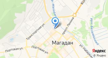 Главное управление Министерства России по Делам Гражданской Обороны, Чрезвычайным Ситуациям и Ликвидации Последствий Стихийных Бедствий по Магаданской области на карте