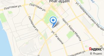 Маргарита на карте