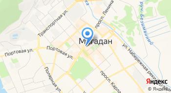 ВМ-Центральная на карте