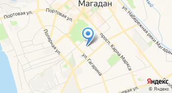 Единая Геофизическая Служба Российской Академии Наук на карте