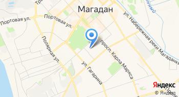 Проспектор на карте