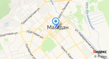 Мегуми на карте