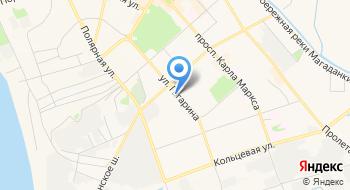 Мак Авиаконцерн Медико-Санитарная Служба на карте