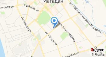 Фку Упрдор Колыма филиал на карте