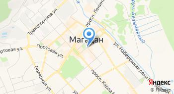 Поликлиника Управления Здравоохранения Администрации Магаданской области на карте
