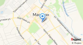 Управление Административно-технического Контроля Мэрии Города Магадана на карте