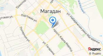 Магаданский Политехнический Техникум на карте