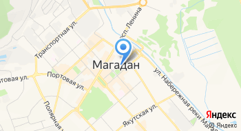 Полевая на карте