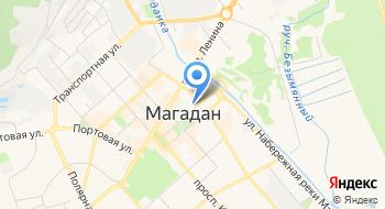 Отделение почтовой связи Магадан 685003 на карте