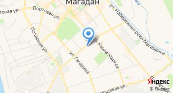 Коллегия адвокатов Областная на карте