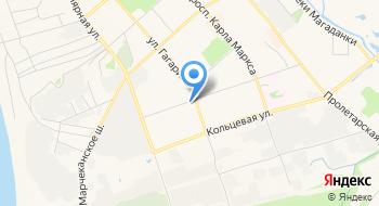 ТандеМ Кухни Сибири на карте
