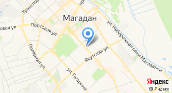 Магаданжилкомсервис на карте