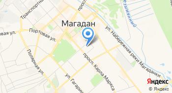 Магаданский Мостостроительный Отряд на карте
