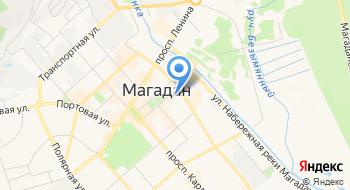 Департамент ветеринарии администрации Магаданской области на карте