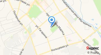 Управление Россельхознадзора по Магаданской области на карте