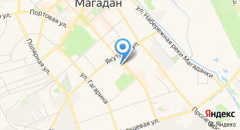 Арбитражный Суд Магаданской области на карте