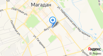 Магаданская Областная Универсальная Научная библиотека Имени А. С. Пушкина на карте