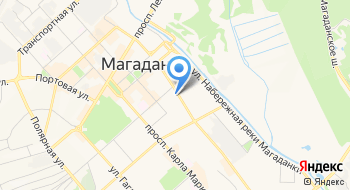 Магазин МастерОК на карте