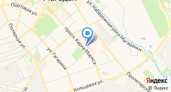 Областной Противосиликозный Диспансер на карте