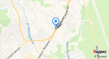 Отделение почтовой связи Магадан 685007 на карте