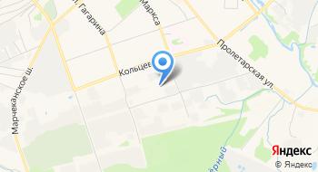 Ремонтно-Строительная фирма Жилпромстрой на карте