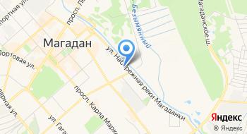 Магаданский Зерноперерабатывающий комплекс на карте