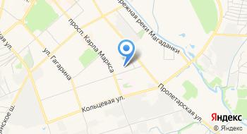 Средняя Общеобразовательная школа № 18 на карте