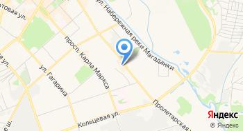 Салон мебельной фабрики Ивушка на карте