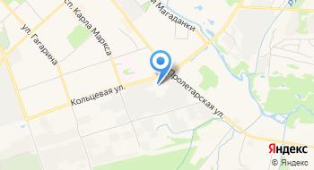 Гипермаркет Мегамаг Кольцевая на карте