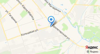 Магаданская Колбасная фабрика на карте