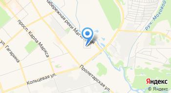 Отделение почтовой связи Магадан 685031 на карте