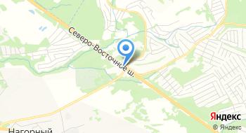 Интернет-магазин Скрапенок на карте