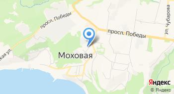 Российский государственный университет туризма и сервиса на карте