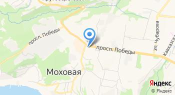 Шторы в Моховском на карте