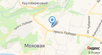Хозтовары Славянский на карте