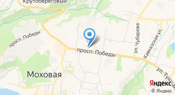 Промграфика на карте
