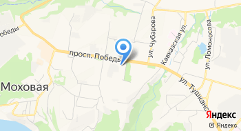 Дистрибьютор компании Шарм Дистрибьюшн на карте