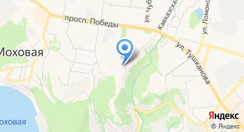 Камчатский политехнический техникум Общежитие на карте