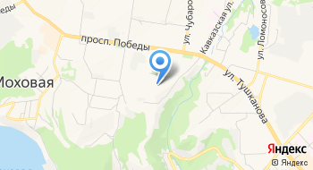 Геофизический центр РАН на карте