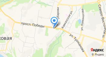 Отделение почтовой связи Петропавловск-Камчатский 683023 на карте