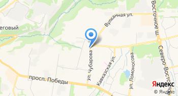 Славутич Моторс на карте
