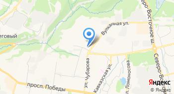 ТЭК ПроКарго на карте