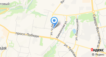 Проммашкомплект Петропавловск-Камчатский на карте