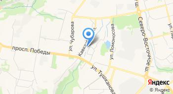 СТО Автоматов на карте