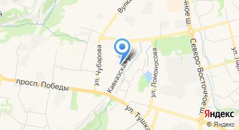 Камчатский Краевой Психоневрологический Диспансер на карте