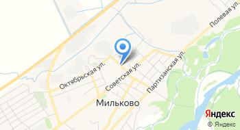 Транспортная компания «Мильковский экспресс» на карте