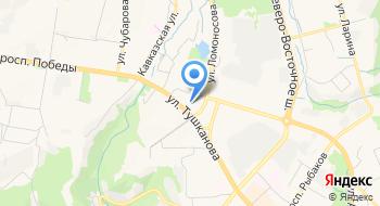 ЦТО Сеть-сервис на карте