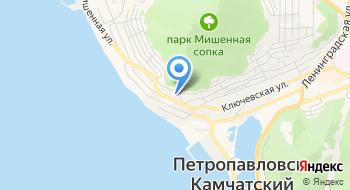 Kamcar.ru на карте
